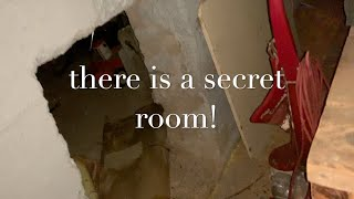 The Potters House Part 3, we find a secret room... and the floor!