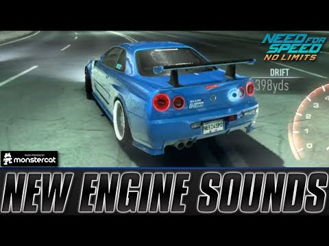 Need For Speed No Limits: NEW ENGINE SOUNDS | Dodge Demons Update