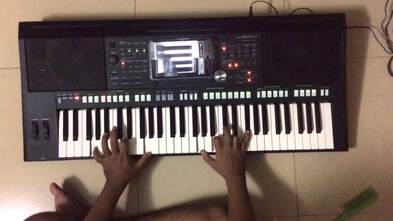 How to play Piano Chord Gmaj7 - YouTube