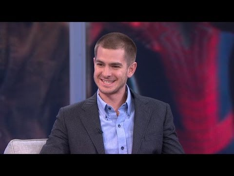 Andrew Garfield Interview 2014: Get an Early Look at 'The Amazing Spider-Man 2'