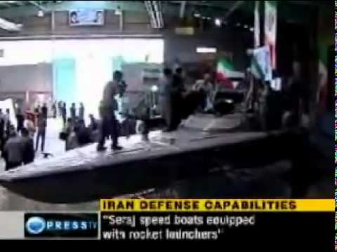 I.R. Iran's fast attack boat production lines - Seraj and Zolfaqar