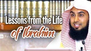 HAJJ: Lessons from the Life of Ibrahim (AS) – Sajid Umar