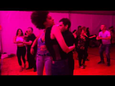 BDC2016: Paloma on deck with Javi and two friends TBT 15 ~ video by Zouk Soul