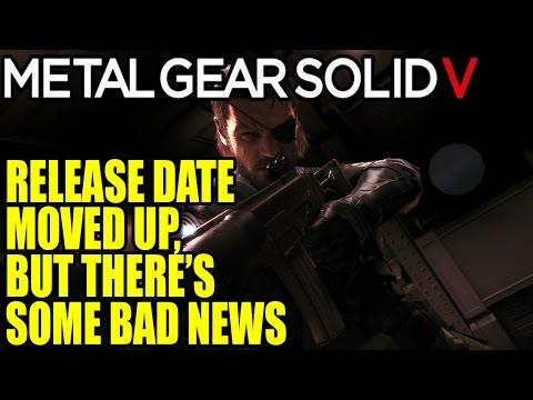 Metal gear solid phantom pain release date in Auckland