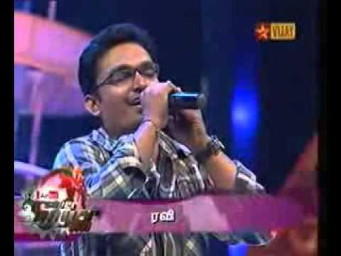 Airtel Super Singer Ravi Senthamizh thenmozhiyal