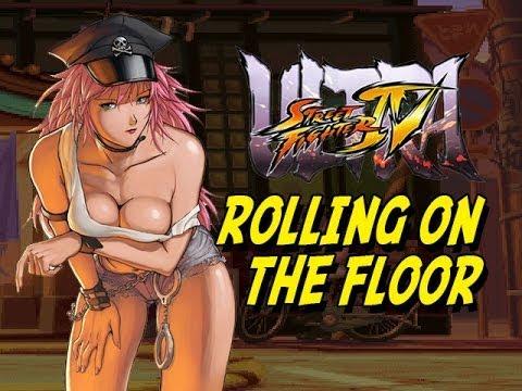 ROLLIN' ON THE FLOOR: Week Of ULTRA Street Fighter 4 - Part 2