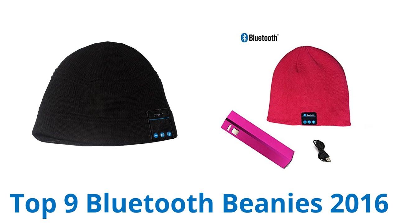 9 Best Bluetooth Beanies 2016