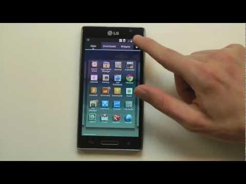 LG Optimus L9 - Unboxing