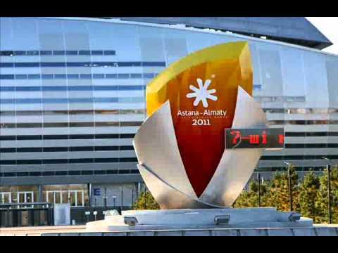 День города астана 2012: серебро ii нюша ii dan balan