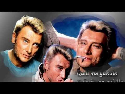 Johnny Hallyday - Au Bord Des Routes