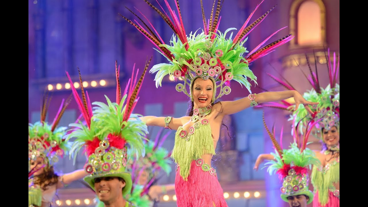 Arag im mejor comparsa carnaval las palmas de gran - Gran canaria tv com ...