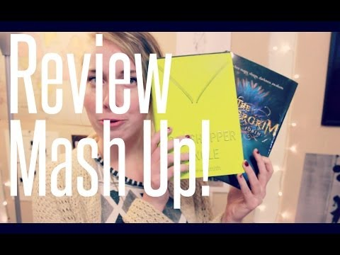Review Mashup: GrassHopper Jungle and The Nethergrim!