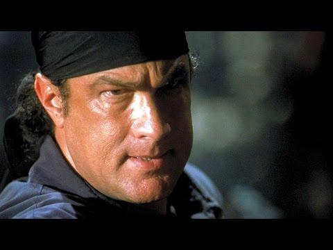 В осаде 2:Тёмная территория - лучшее со Стивеном Сигалом. HD 1080