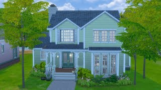 Rebuilding the Pancake House in The Sims 4 (Streamed 10/1/18)