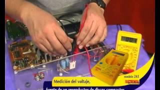 Multimetros en Electronica basica