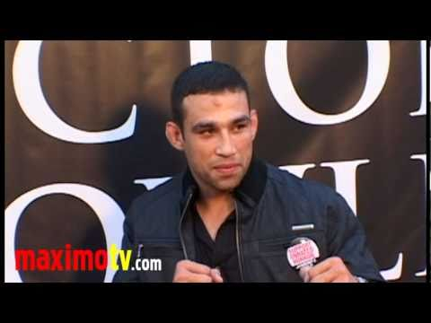 Fabricio Werdum MMA Fighter at