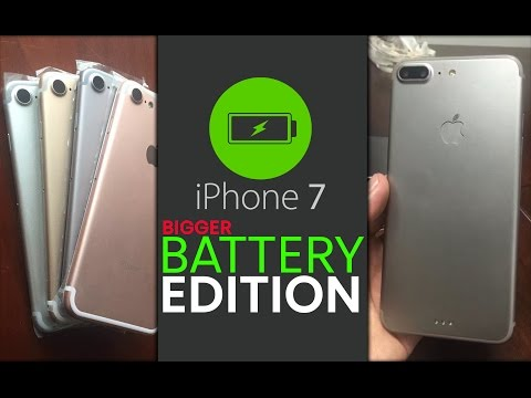 Bigger iPhone 7 Battery, A10 Geekbench Score & More Design Leaks!