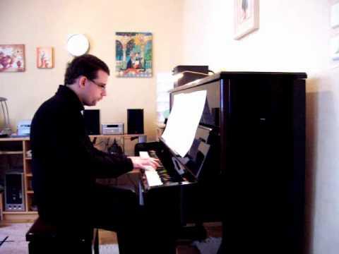 Francis Poulenc: XVeme Improvisation Hommage a Edith Piaf
