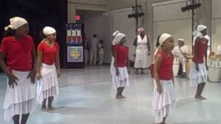 Woodmere Elementary Students perform at the New Orleans Dance Festival @ Tulane