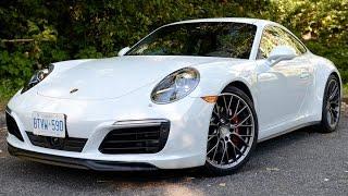 2017 Porsche 911 C4S--NOT PERFECT BUT CLOSE