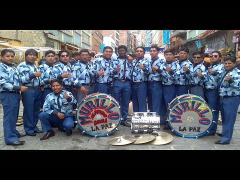 ((Coleccion)) BANDA PROYECCION MURILLO DE LA PAZ - Morenada Paceña 2011-2013