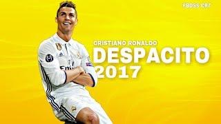 Cristiano Ronaldo 2017 - Despacito   Goals & Skills   HD