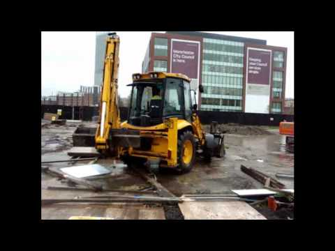 JCB 3CX At Work 4