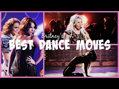 Britney Spears-best Dance Moves (2014) -piece Of Me Tour video