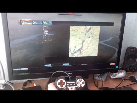 War Thunder Played With An Xbox 360 Controller And Xpadder