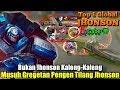 Auto Tabr4k Auto M0dar | Jhonson Sekarang Rasa Assassin   Top 1 Global Jhonson G͙a͙b͙e͙•善