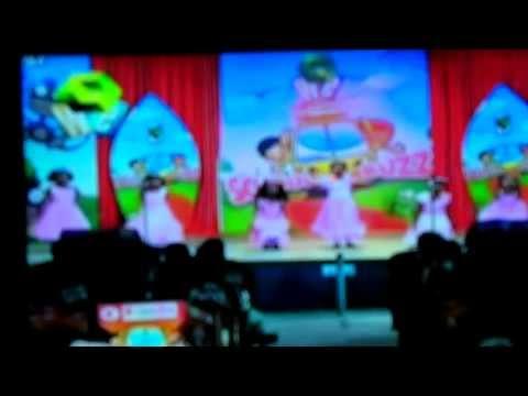 Arthitha Jinan's  Action Song - Kiyam Kiyam Kuruvi Njan video