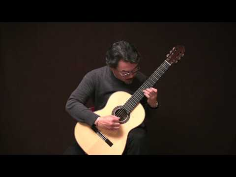 Rich Fong plays Milonga from Suite del Plata No. 1 by Maximo Diego Pujol