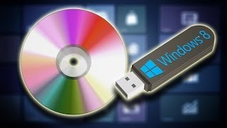 Como pasar un dvd de windows a una usb