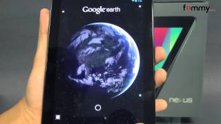 Google Nexus 7 Tablet Quick Unboxing & Review