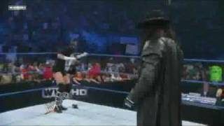 The Straight Edge Society Fakes The Return Of The Undertaker
