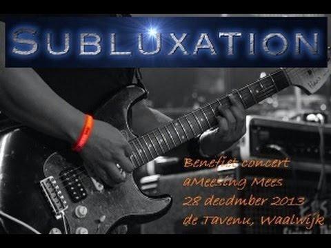 Subluxation and StefanTherone LIVE at RTV Midden Brabant 28-11-2013
