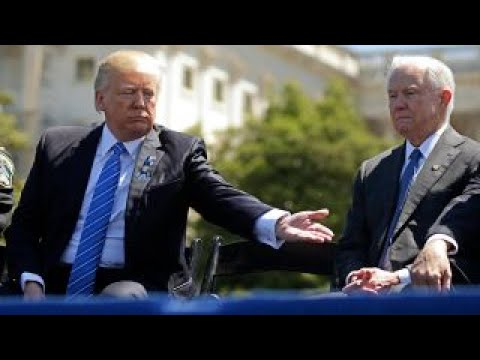 Trump vs Sessions: How POTUS turned on his AG