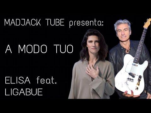 A Modo Tuo - Elisa feat. Luciano Ligabue [UNCENSORED]