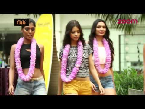 FBB Femina Miss India 2016 | Episode - 5 | Seg 2