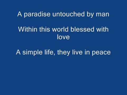 Two Worlds - Phil Collins Lyrics HQ