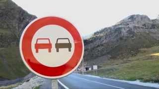 Consejos de conduccion en tuneles