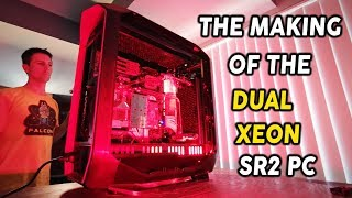 Custom Dual X5690 PC Build Log (DJJ) - Behind the Scenes