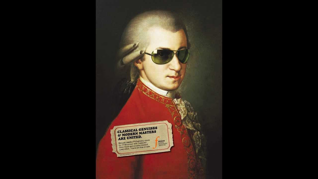 Wolfgang Amadeus Mozart German Dance K 605 No 3