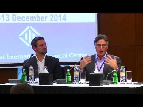 Halsey Minor CEO Bitreserve & Noah Radford of the Dubai Government