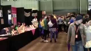SMASH 2015 SYDNEY MANGA AND ANIME SHOW 9/8/2015  PART 1 OF 2