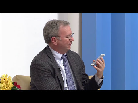 Let's talk with Google's 'Eric Schmidt' - How to Prepare for What's Next