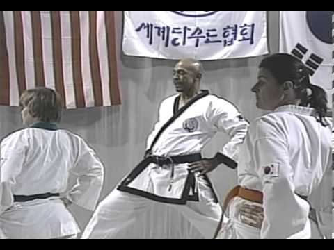Episode 23: Tang Soo Do Class with Intermediate Adult Students - Kicks, Forms Image 1