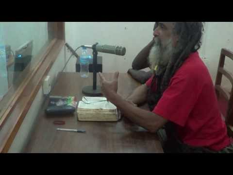 Ras Iyatu Radio Interview in Moshi, Tanzania Part 1