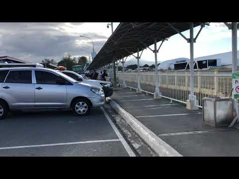 クラーク国際空港の様子