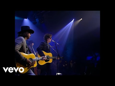 Bob Dylan - Knockin&#039; On Heaven&#039;s Door (Unplugged)